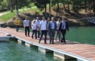 Su Sporlarının Kalbi Kahramanmaraş'ta Atacak