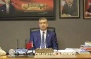 TBMM İçişleri Komisyonu Başkanı Güvenç'ten...