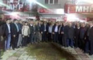 Temizkan'ın Seçim Bürosu Bayram Yeri