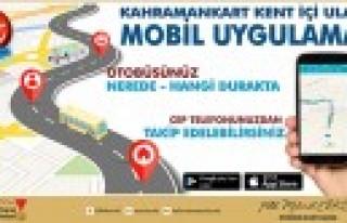 Toplu Taşımada Mobil Uygulama