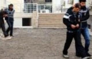 Torbacılar Yakalandı, 5 Gözaltı