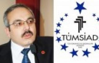 TÜMSİAD Başkanı Toprak, 1 Kasım'ı Değerlendirdi