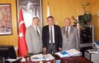 Türk Basın Birliği'nden Büyükşehir Belediyesi'ne...