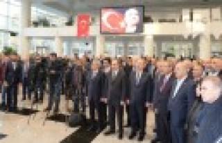 Türk Exımbank İrtibat Bürosu Törenle Açıldı