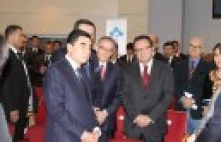 Türkmenistan'ın Cumhurbaşkanı Bilkent Cyberpark...