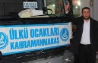 Türkmenler İçin Toplanan Yardımlar Yola Çıktı