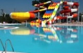 Türkoğlu Aqua Parklı Yüzme Havuzu İnşatı Açılışa...