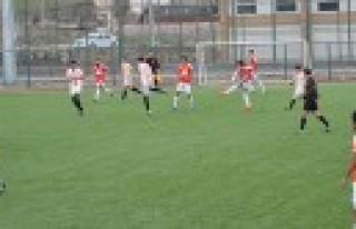 Türkoğlu Belediye Spordan Gol Yağmuru