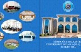 Türkoğlu Belediyesi Yeni Hizmet Binası 15 Ekim'de...