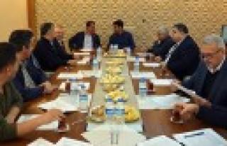 Türkoğlu OSB Müteşebbis Heyet Toplantısı Gerçekleştirildi