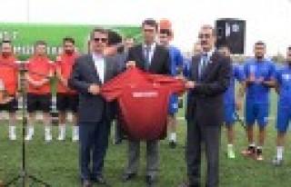 Türkoğlu Spor Sezona Hazır, Hedef 'Bal Ligi'