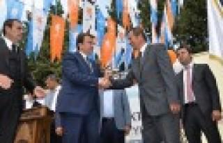 Türkoğlu'nda MHP'den Ak Partiye Dev Katılım