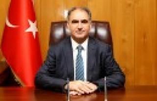 Vali Vahdettin Özkan'dan 30 Ağustos Zafer Bayramı...