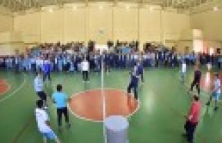 Yeni Spor Salonunun Tanıtımı Yapıldı