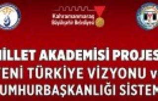 Yeni Türkiye Vizyonu Ve Cumhurbaşkanlığı Sistemi...