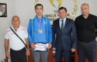 Yıldızlar Judo Türkiye Şampiyonasında Tiyek'ten...