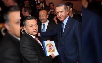 Anadolu Basınının Sorunları Cumhurbaşkanına İletildi