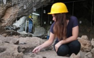 Direkli Mağarası'nda Kazılar Başladı