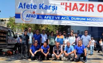 AFAD Stant Açtı, Vatandaş İnceledi