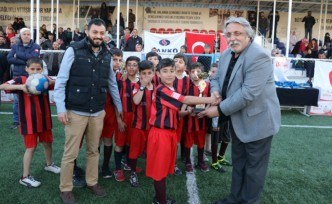 Sani Konukoğlu Futbol Turnuvası Sona Erdi
