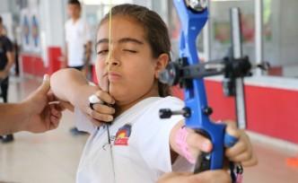 Türkiye Şampiyonasında Derece Elde Eden Okçuların Hedefi Milli Takım