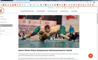 Şalvar Güreşi Dünya Şampiyonası Dünya Basınında