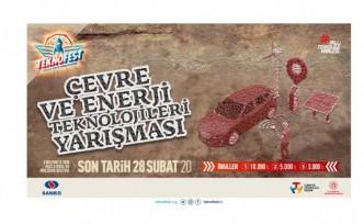 TEKNOFEST Heyecanı Bu Yıl Gaziantep'te