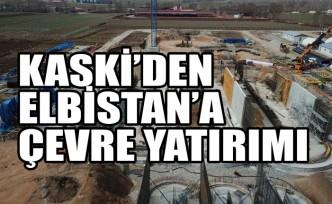 Kaski'den Elbistan'a Çevre Yatırımı