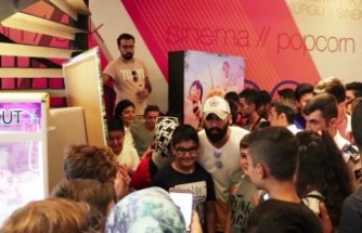 """Facia Üçlü""  Oyuncuları Kahramanmaraş'ta"