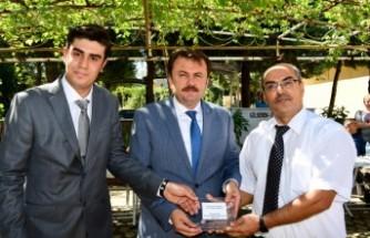 Başkan Erkoç, Yılın Belediye Başkanı Seçildi