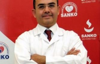 Doç. Dr. Ali İrfan Güzel, SANKO'da