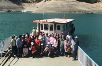 Engelsiz Sanat Kursları Engelsiz Piknik ve Tekne Turu İle Sonlandırıldı