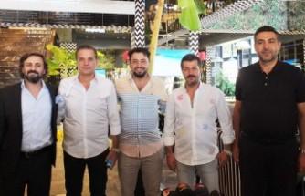 Kahramanmaraşlıların Yeni Gözde Mekanı Balkon Cafe