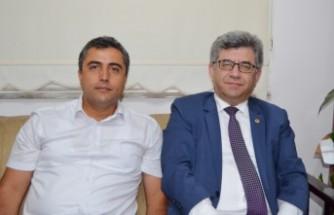 Milletvekili Aycan'dan ZMO'ya Ziyaret