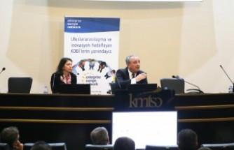 """KMTSO'da """"Güvenli Ticarette Yeni Ufuklar"""" Konulu Seminer Düzenlendi"""