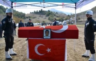 Polis Memuru Çiftçi Toprağa Verildi