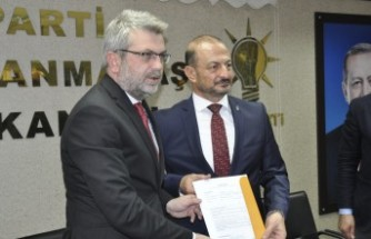 Sıddık Sezal, Onikişubat Belediye Başkan Aday Adaylığını Açıkladı