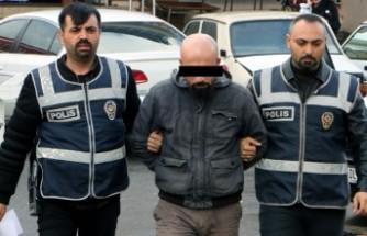Camilerden Hırsızlık Yaptığı İddia Edilen Zanlı Yakalandı