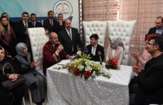 Dulkadiroğlu'nda 2018 Yılında 2018 Çift Dünya Evine Girdi