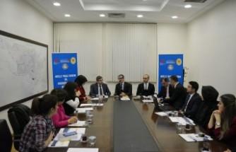 Manevi Evlat-2 Projesinin Açılış Toplantısı Yapıldı