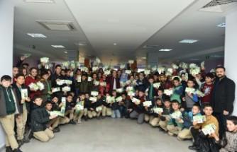 Sıfır Atık Dulkadiroğlu Gençlik Merkezi'nde Öğrencilere Anlatıldı