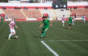Kahramanmaraşspor'un Tek Golü Darı Toplamaya Yetti