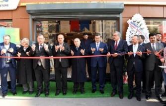 Türkiye Diyanet Vakfının 32. Kitabevi Kahramanmaraş'ta Açıldı