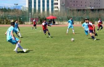 KSÜ Ev Sahipliğinde Düzenlenen Üniversiteler Futbol Süper Ligine Yükselme Müsabakaları Tamamlandı