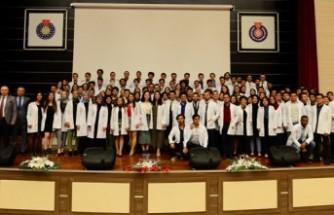 KSÜ'de 14 Mart Tıp Bayramı Törenle Kutlandı