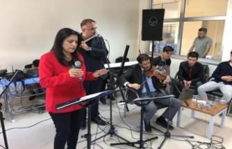 KSÜ'den Anlamlı Konser Programı