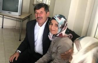 Baba Kız 31 Yıl Sonra Kavuştu