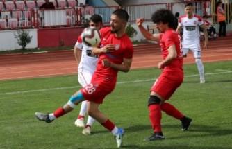 Kahramanmaraşspor: 1 - Bak Spor Kulübü: 1