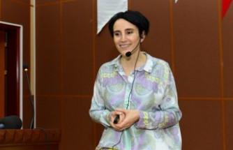 Mine Ataman KSÜ'de, Anadolu'da Ekmeğin 12 Bin Yıllık Tarihini Anlattı