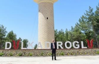 Macera Parkı Hızla Yükseliyor
